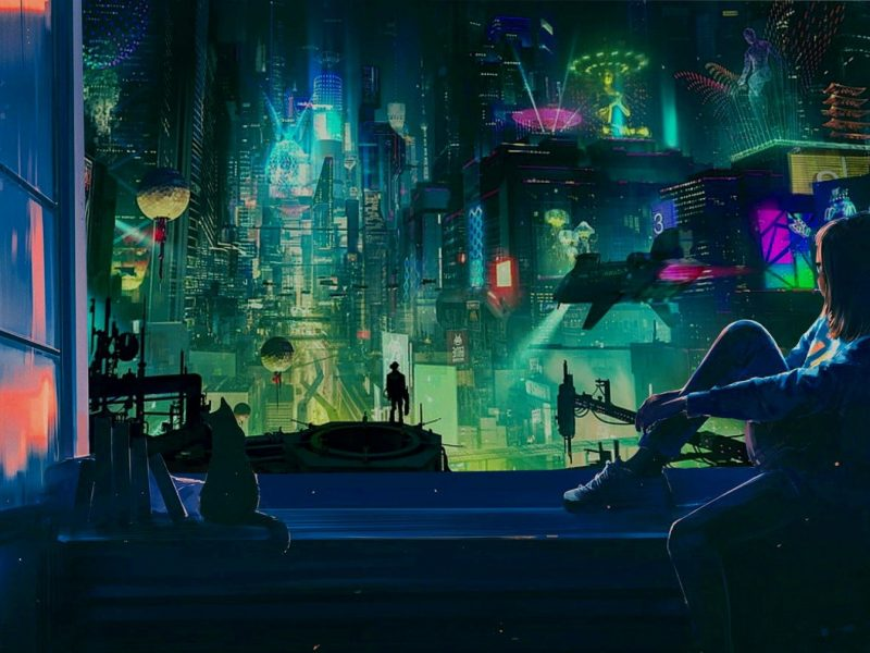 The Best Futuristic Cities in Sci-fi Movies We'd Move to