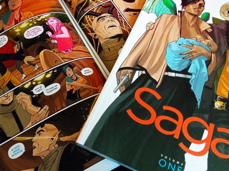 Interesting Reads: Sci-Fi Comic Books You Shouldn't Miss