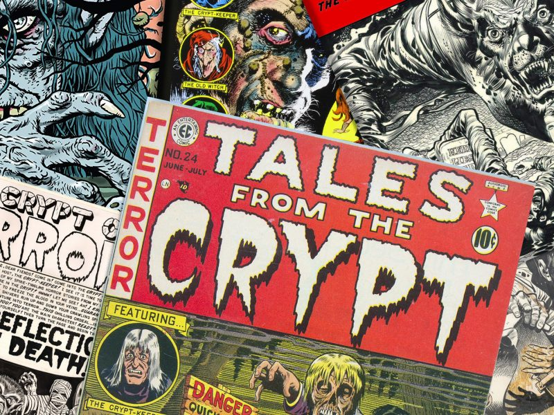 5 Essential Horror Comic Books for Everyone to Read